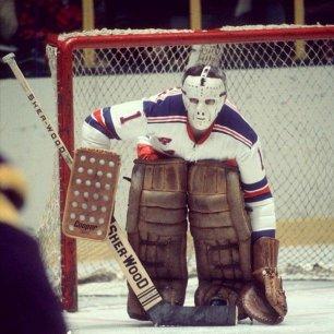 Hockey Goalie Vs Baseball Catcher Jd Langdon